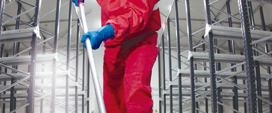 A brilhoquímica oferece soluções completas em limpeza industrial para cascavel e região
